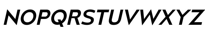 MesmerizeSeRg-Italic Font UPPERCASE