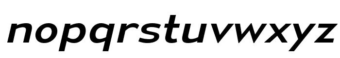 MesmerizeSeRg-Italic Font LOWERCASE