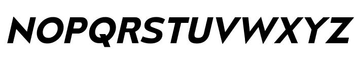 MesmerizeSeSb-Italic Font UPPERCASE