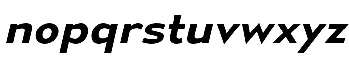 MesmerizeSeSb-Italic Font LOWERCASE