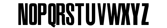 Metal Gear Solid 2 Font LOWERCASE