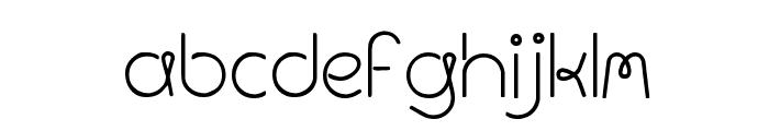 Metal Spagetti 2000 Font LOWERCASE