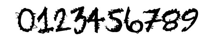 MetalWitch Font OTHER CHARS