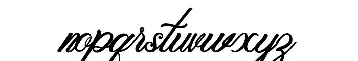 Metalurdo Font LOWERCASE