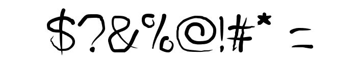 Metamorphosys Font OTHER CHARS