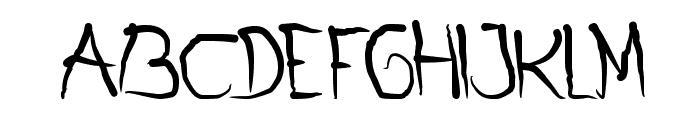 Metamorphosys Font UPPERCASE