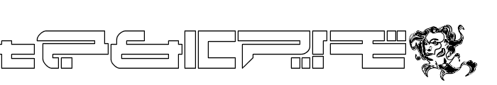 Metatron3 Font OTHER CHARS
