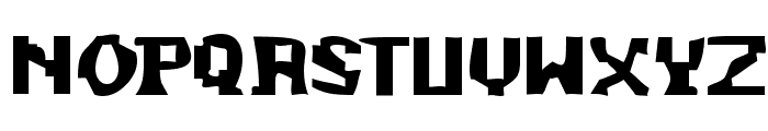 Method Font UPPERCASE