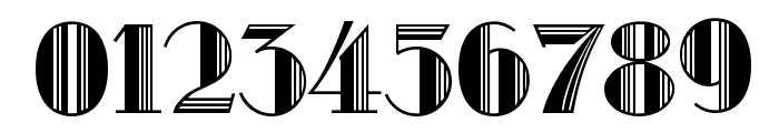 Metro-Retro C Font OTHER CHARS