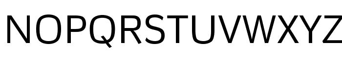 Metrophobic Font UPPERCASE