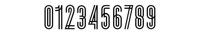 Metropolis1920 Font OTHER CHARS