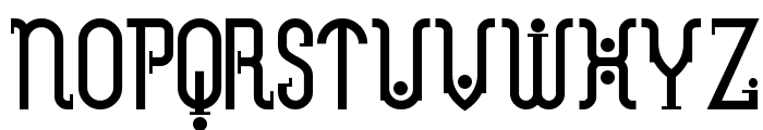 MetropolisNF Font LOWERCASE