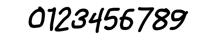 Mew? Black Italic Font OTHER CHARS
