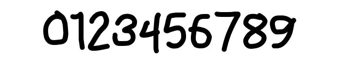 Mew? Black Font OTHER CHARS