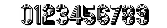 Mexcellent3D-Regular Font OTHER CHARS