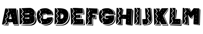 Mexican Tequila Regular Font LOWERCASE