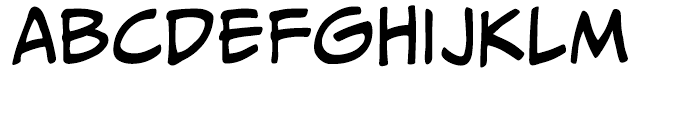 Meanwhile Intl Regular Font LOWERCASE