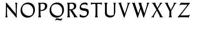Meister Antiqua Bold Font UPPERCASE