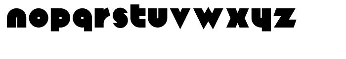 Mekon Alternate Font LOWERCASE