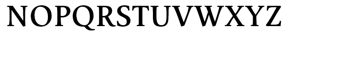 Mengelt Basel Antiqua Bold Font UPPERCASE