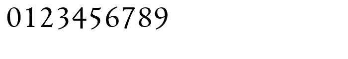 Mengelt Basel Antiqua Regular Font OTHER CHARS