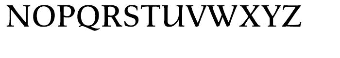 Menhart Display Bold Font UPPERCASE