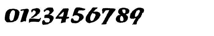Merc Regular Font OTHER CHARS