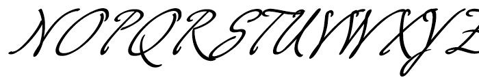 Merge Doomsday Regular Font UPPERCASE