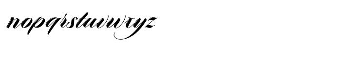 Meritage Pro Regular Font LOWERCASE