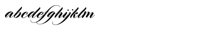 Meritage Regular Font LOWERCASE