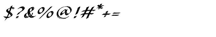 Meroe Bold Font OTHER CHARS