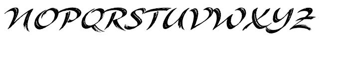 Meroe Bold Font UPPERCASE