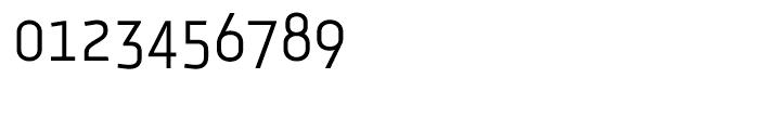 Metroflex Narrow 212 Light OSF Font OTHER CHARS