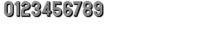 Mexcellent 3D Font OTHER CHARS