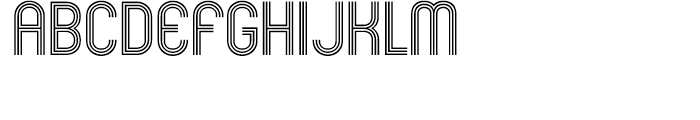 Mexcellent Regular Font UPPERCASE