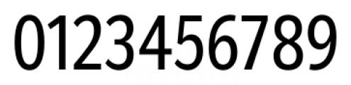 Mediator Condensed Regular Font OTHER CHARS