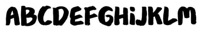 Meltow Marker Regular Font UPPERCASE