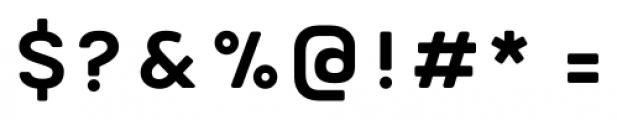 Meltow San 200 Regular Font OTHER CHARS