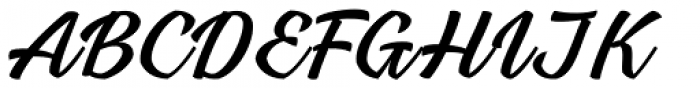 Mean Casat Light Font UPPERCASE