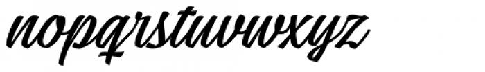 Mean Casat Light Font LOWERCASE