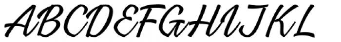 Mean Casat Thin Font UPPERCASE