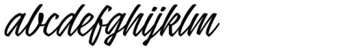 Mean Casat Thin Font LOWERCASE