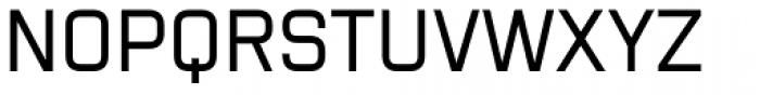 Mecano Font UPPERCASE