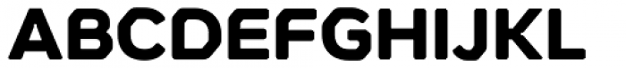 Meccanica Bold Font UPPERCASE