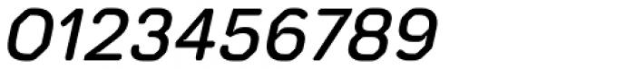 Meccanica Medium Oblique Font OTHER CHARS