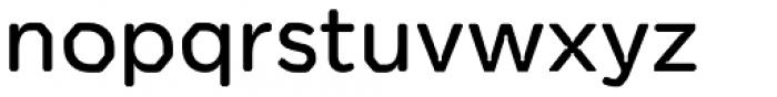 Meccanica Medium Font LOWERCASE