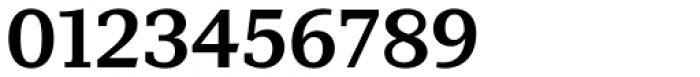 Mediator Serif Bold Font OTHER CHARS