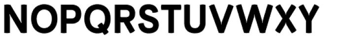 Medina Gothic Bold Font UPPERCASE