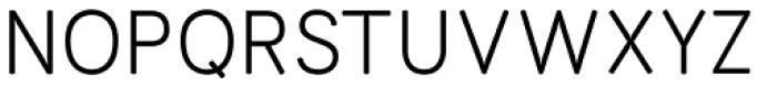 Medina Gothic Light Font UPPERCASE