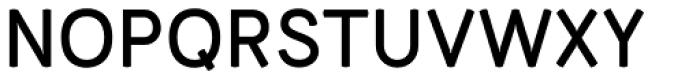 Medina Gothic Regular Font UPPERCASE